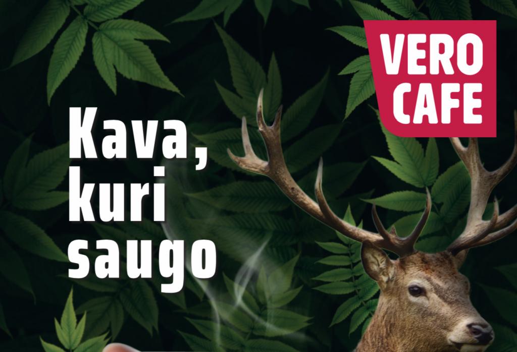 Gerdami kavą lietuviai galės prisidėti prie miškų gausinimo